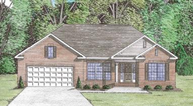 The Trinity Floor Plan Smithbilt Homes